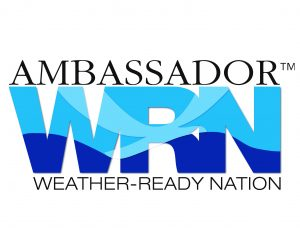 Weather Ready Nationa Ambassador